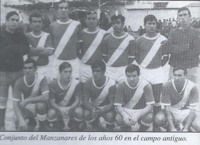 Imagen historia MANZANARES CF